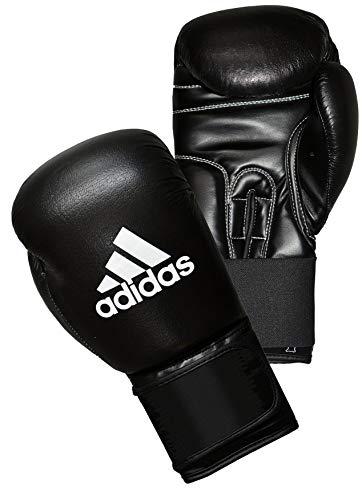 adidas Perfomer Boxhandschuhe,Schwarz (black/white), 16 oz -