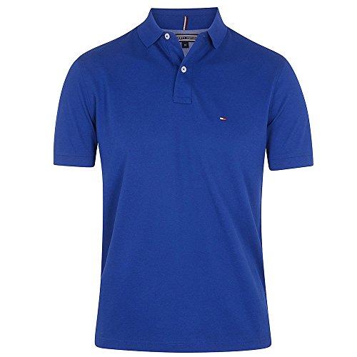 Tommy Hilfiger Men's Luxury Pique S/S RF Polo Shirt