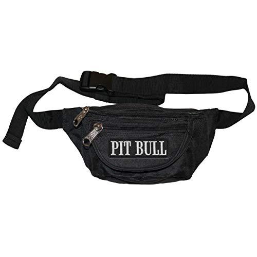 Spass kostet Bauchtasche American Pit Bull Terrier mit wechselbaren Patch -