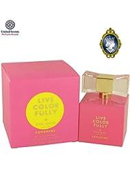 Kate Spade Live Colorfully Sunshine 100ml/3.4oz Eau De Parfum EDP Spray for Her