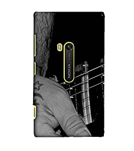 EagleHawk Designer 3D Printed Back Cover for Nokia Lumia 920 - D682 :: Perfect Fit Designer Hard Case