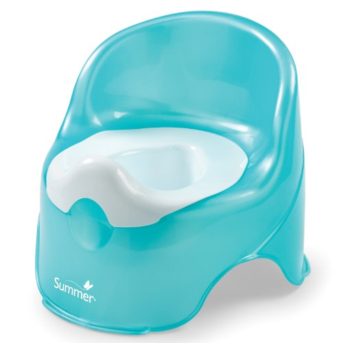 Summer Infant Lil' Loo Potty, Teal and White by Summer Infant