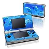 Nintendo DS Lite modding Designer Schutzfolie Sticker Skin - Delfine [swimming dolphins] [import allemand]