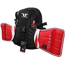 Tusah Mochila para Taekwondo Pro-Back Pack con tierna Peto Externo para Artes Marciales Taekwondo