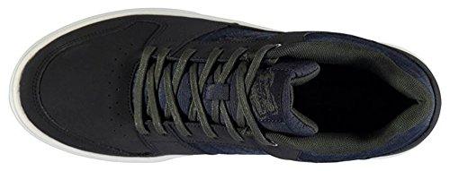 No Fear , Baskets mode pour homme Bleu marine/vert kaki