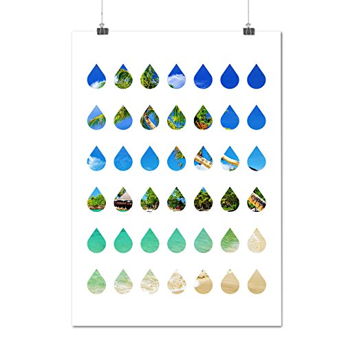 drop-travel-sunny-holiday-vacation-tears-matte-glossy-poster-a3-42cm-x-30cm-wellcoda