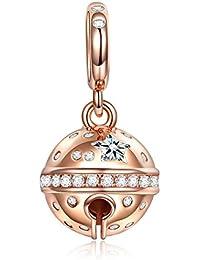 NinaQueen - Bell - Charm pour femme argent 925
