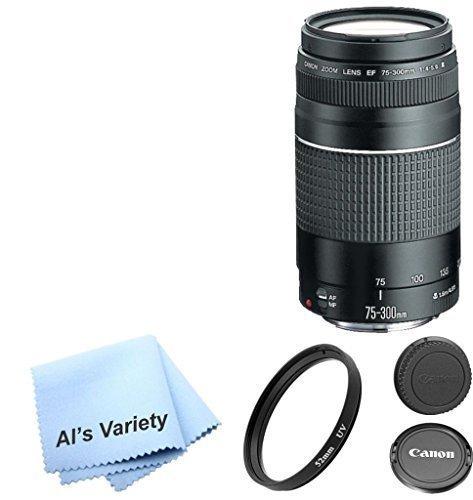 Canon EF 75–300mm f/4–5.6III Tele Zoom Objektiv