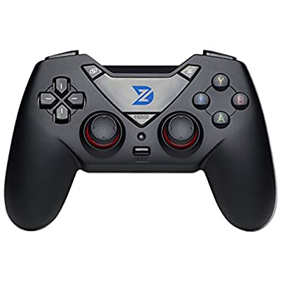 ZD-C[2.4G] Wireless Gaming Controller for Steam,Nintendo Switch,fire tv,PC(Win7-Win10),Android Tablet?TV BOX