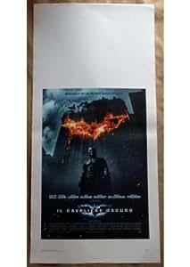 Poster Locandina Originale Cinema - BATMAN - THE DARK KNIGHT