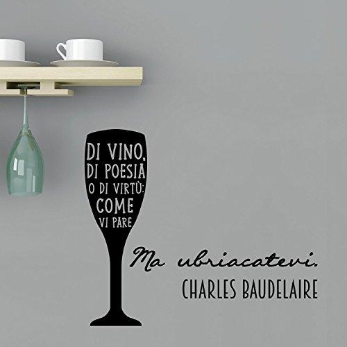 Adesiviamo® Charles Baudelaire