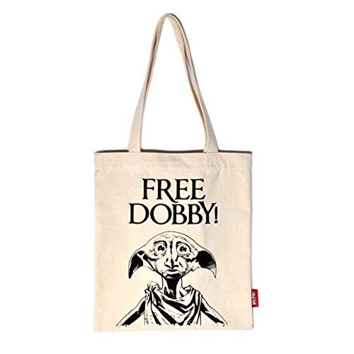 Bolso de mano Free Dobby. Harry Potter