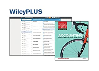 Accounting: Tools for Business Decision Makers W/Wiley Plus (Looseleaf) (1119221951) | Amazon price tracker / tracking, Amazon price history charts, Amazon price watches, Amazon price drop alerts