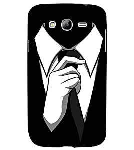 printtech Gentle Man Back Case Cover for Samsung Galaxy Grand 2 G7102::Samsung Galaxy Grand 2 G7106