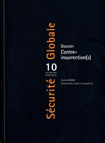 Contre-insurrection(s) (n.10 Hiver 2009-10)