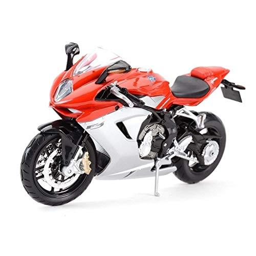SSBH 1:12 Modello di Moto Moto Locomotiva su Strada Dirt Bike Motocross Pressofuso e Veicoli Modello di Auto in Metallo Giocattolo Modello in Scala Simulazione Veicolo Regalo di Natale for Bamb