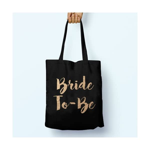 Bride To Be, Wedding, Hen Do, Shoulder, Tote, Long Handles, Graphic, Cute, Tumblr, Hipster, Beach, Gym, Festival, School, Bag - handmade-bags
