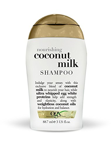 OGX Nourishing + Coconut Milk Shampoo 88.7 ml