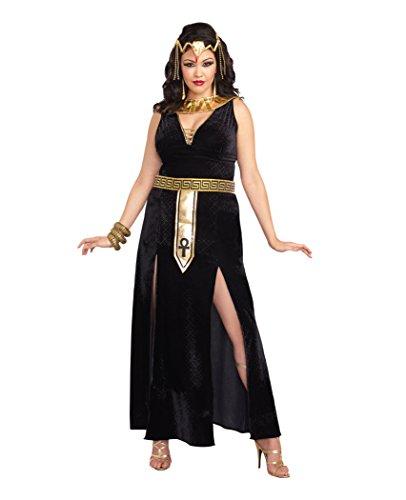 Dreamgirl 10290X Exquisite Cleopatra Kostüm, 3x große/4x große (Göttin Des Nils Für Erwachsene Kostüm)