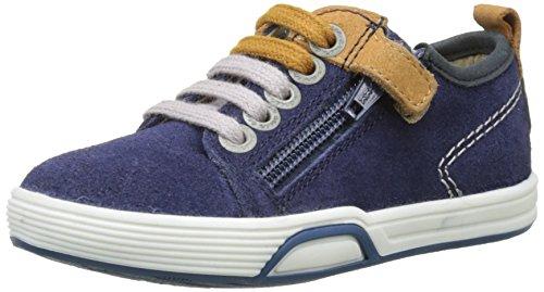 Aster Rouner, Baskets Basses Garçon Bleu (Bleu Encre)