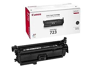 Canon 723 Cartucho de toner original Negro para Impresora Laser Isensys (B002R4Y62A) | Amazon price tracker / tracking, Amazon price history charts, Amazon price watches, Amazon price drop alerts