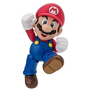 Bandai Tamashii Nations BTN83159-0 - Figura de acción Mario Bros (BTN83159-0) - Figura Super Mario (10cm) Figuarts 7