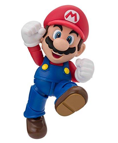Bandai Tamashii Nations BTN83159-0 - Super Mario Brothers S.H. Figuarts Actionfigur, 10 cm