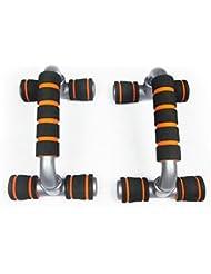 Barres de Push Up physique Stands I Poignées avec envers antidérapant Poignées en mousse Fitness Enquipment Gym Maison Muscle d'entraînement