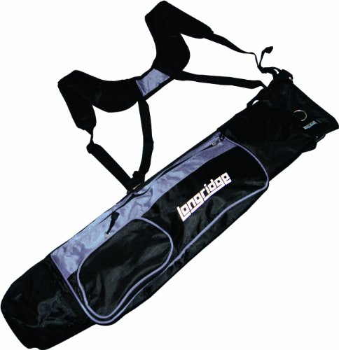 Longridge Pencil Sac de Golf 5'  Noir/Argent