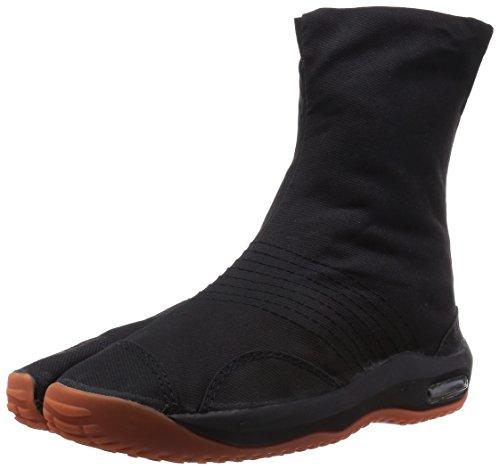 Chaussures de Ninja Air Semi-Montantes Jikatabi (Air Jog) 6 Clips Importe du Japon (Marugo)