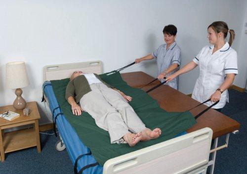 NRS Healthcare Glide - Sábana de transferencia