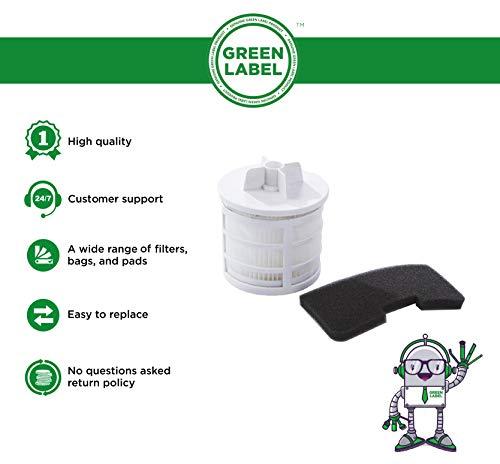 Zoom IMG-1 green label kit di filtro