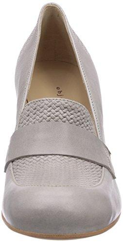 Objects in Mirror S105, Chaussures à talons - Avant du pieds couvert femme Gris - Grau (Gesso)