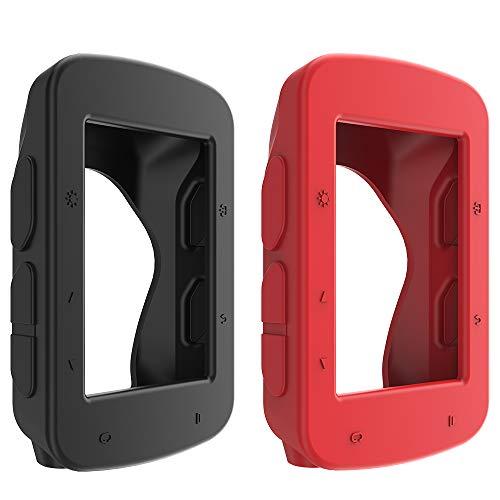 TUSITA [2-Pack] Funda para Garmin Edge 520 Plus - Cubierta Protectora de...