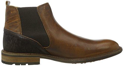 BULLBOXER Herren 710k45551a Chelsea Boots Braun (ARCD)