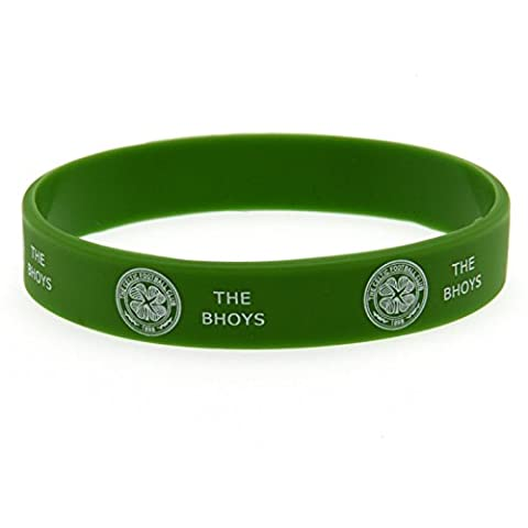 Official GLASGOW CELTIC FC green rubber