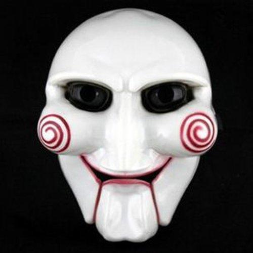 Maskerade Partei Schablonen Halloween Karneval Gesichtsmasken Elektrosäge (Hausgemachte Halloween)