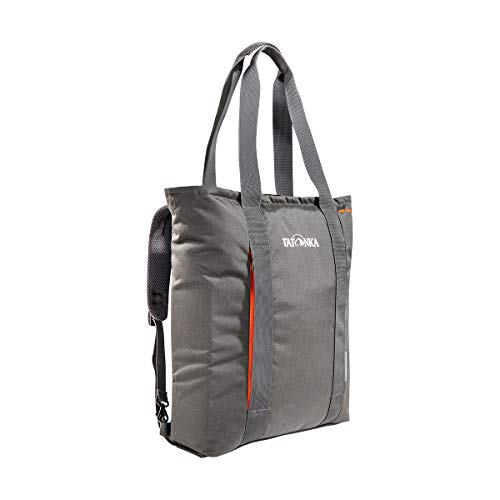 Tatonka Youth Grip Bag Rucksacktasche, Titan Grey, 20 Liter -