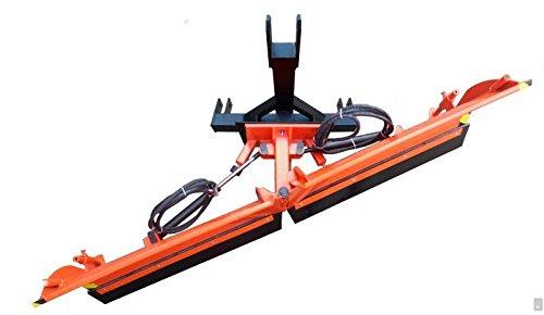 Kat 1 2 3 Vario Schneeschild V 125cm hydraulisch Schneeschieber Winterdienst