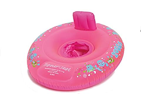 Zoggs Miss Zoggy Trainer Seat 3-12 Months , Pink