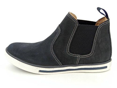 Sabalin 54-4593 blue Kinder Boot in Weit Blau