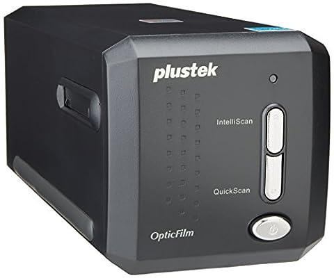 Plustek OpticFilm 8200I SE Profi-Filmscanner mit LED-Technologie USB 2.0