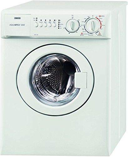 Zanussi ZWC1301 Compact 3kg 1300rpm Freestanding Washing Machine - White