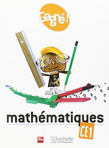 Gagne ! Mathematiques CE1 Eleve - Rci