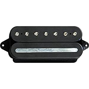 DIMARZIO dp706bk Pickup for Electric Guitar Black
