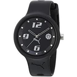 Puma Time Ladies Watch SLICK LADIES 3HD BLACK A.PU910672001