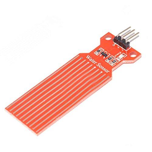 Aiming 1PC Regen-Wasserfüllstandssensor-Modul Tiefe Erkennung für Arduino -