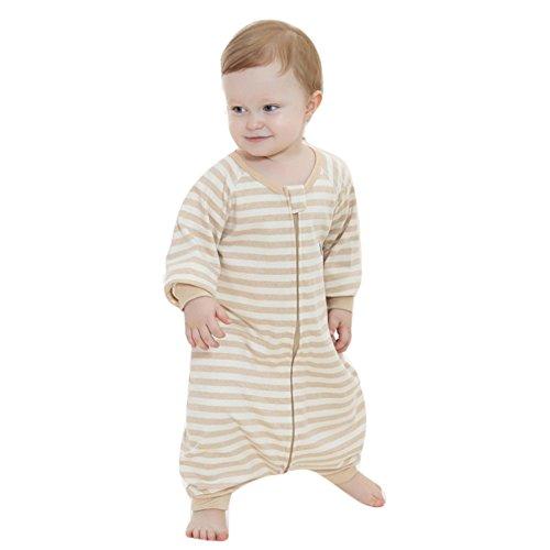 gigoteuse ete bebe garcon fille enfant Singe Tog 1 coton Taille£º0-6 AnnšŠes .6-18 mois/70cm.Rayures Blanc.