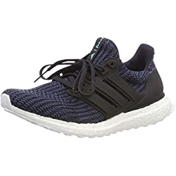 adidas Ultraboost W Parley, Zapatillas de Running para Mujer, Azul (Tech Ink/Carbon/Blue Spirit), 40 2/3 EU