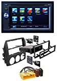 caraudio24 Blaupunkt Las Vegas 570 Bluetooth DVD USB CD 2DIN MP3 Autoradio für Mazda MX 5 (NC 2005-2008)